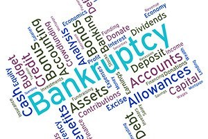 Bankruptcy legal terms